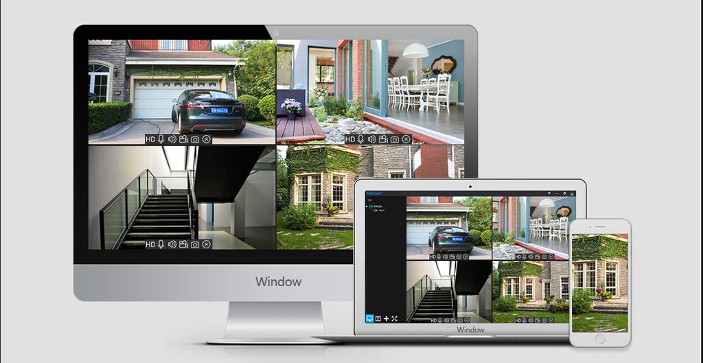 windows IOS Android