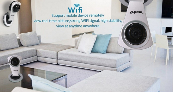 wifi support ip cam