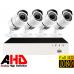 Готовый комплект видеонаблюдения на 4/8 камер 2Mp 1080p FullHD AHD