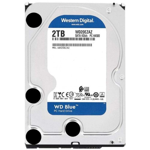 Жесткий диск Western Digital WD 2Tb 3'5 WD20EZAZ