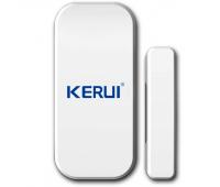 Датчик открытия Kerui (дверной/оконный датчик) - 433MHZ беспроводной