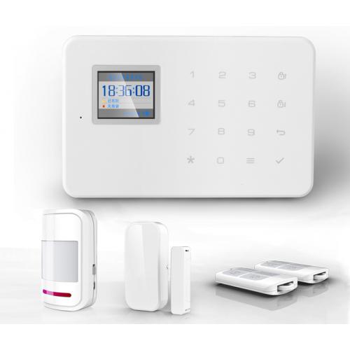 GSM сигнализация Kerui G018RU для самостоятельной установки