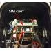 Уличная беспроводная поворотная IP PTZ камера WIFI 5Mp FullHD 10x 4G