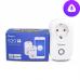 Умная Wi-Fi розетка Sonoff S20 10A тип EU-F