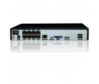 Видеорегистратор IP 16ch 5Mp PoE 8 каналов