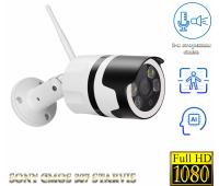 IP камера WiFi  2.0Mp FullHD Sony CMOS microSD + Встроенный микрофон и динамик