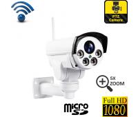 IP камера беспроводная  WIFI уличная поворотная 2Mp