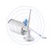 Беспроводной комплект видеонаблюдения WiFi на 4 FullHD камеры 1080p 2Mp с функцией аудиозаписи