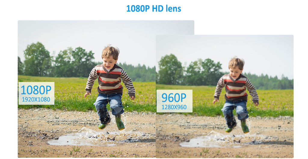 1080p resolution